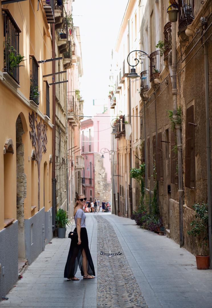 Exploring Cagliari Sardinia