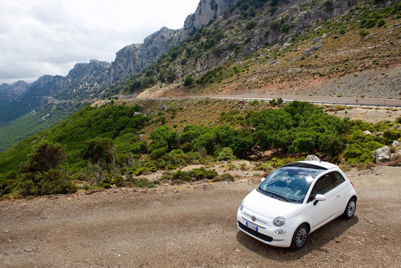 The whole roadtrip | Sardinia
