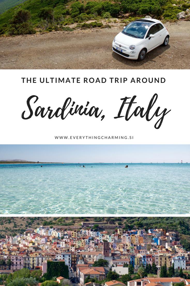 the ultimate road trip around Sardinia