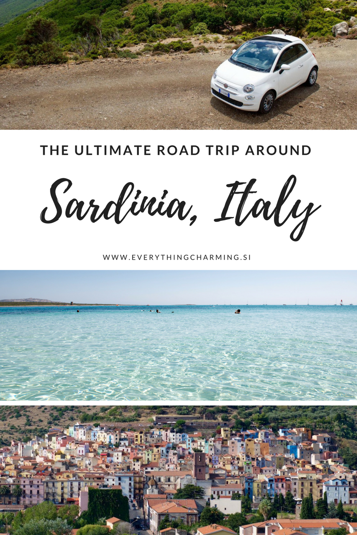 the ultimate road trip around Sardinia