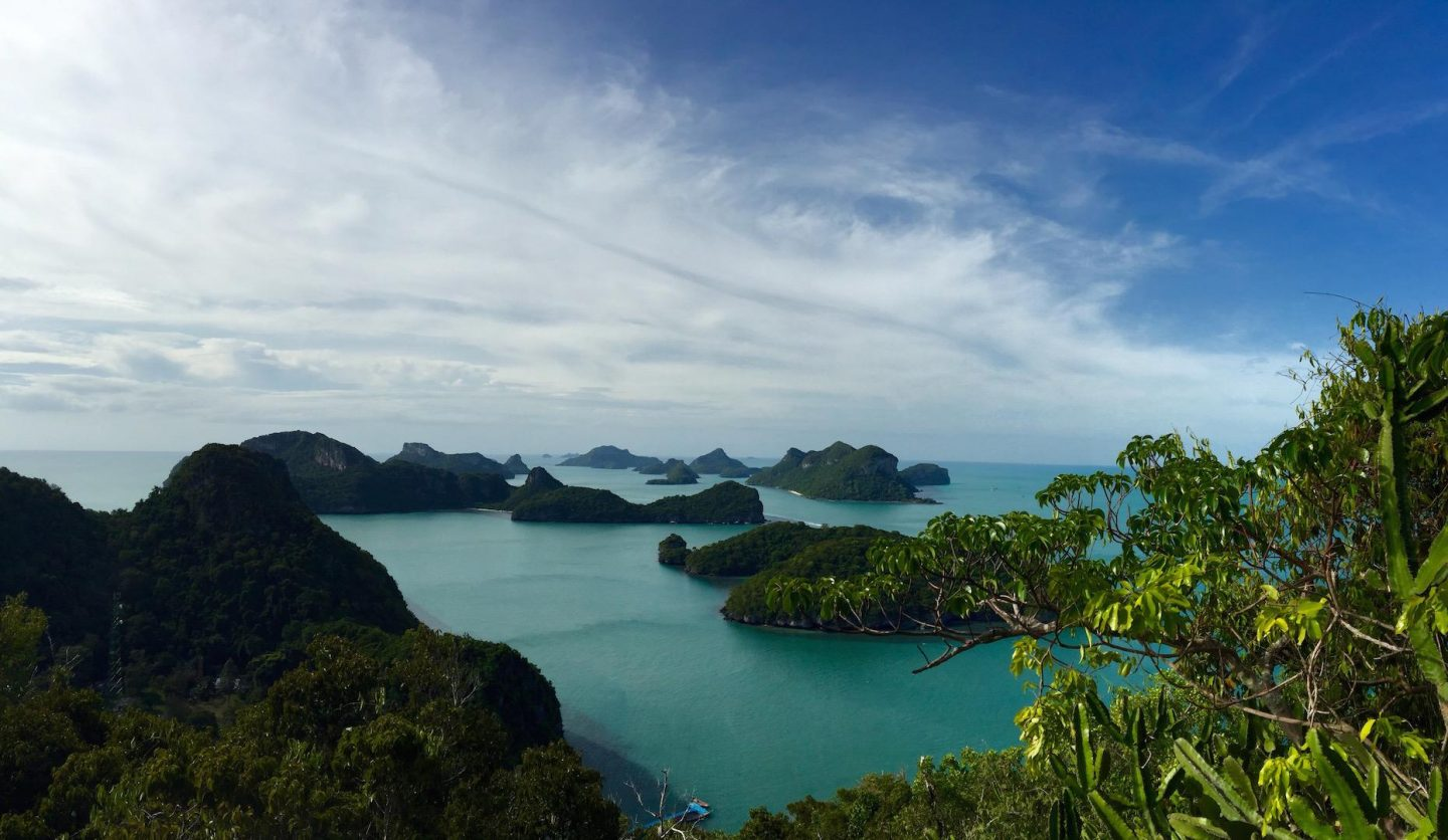 A quick guide to Ang Thong National Marine Park | Thailand