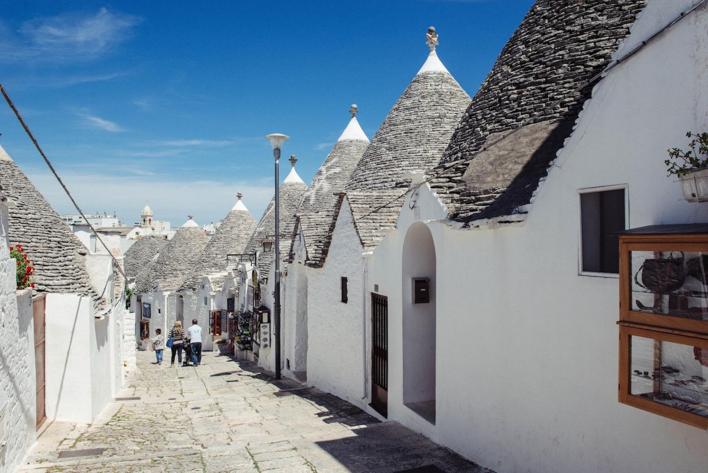Trulli houses of Alberobello | Italy