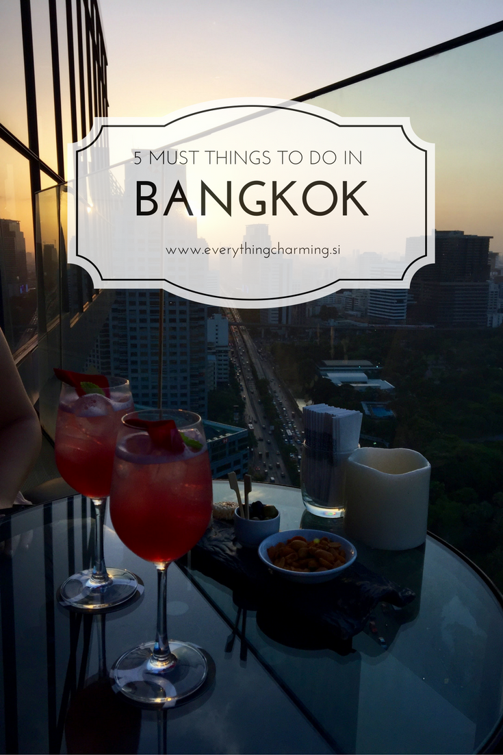 must things to do in bangkok