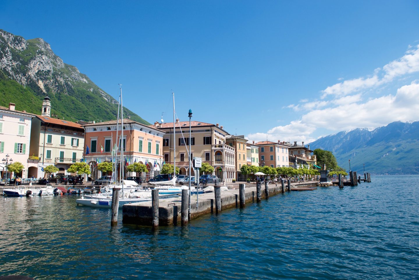 Road trip around Lake Garda