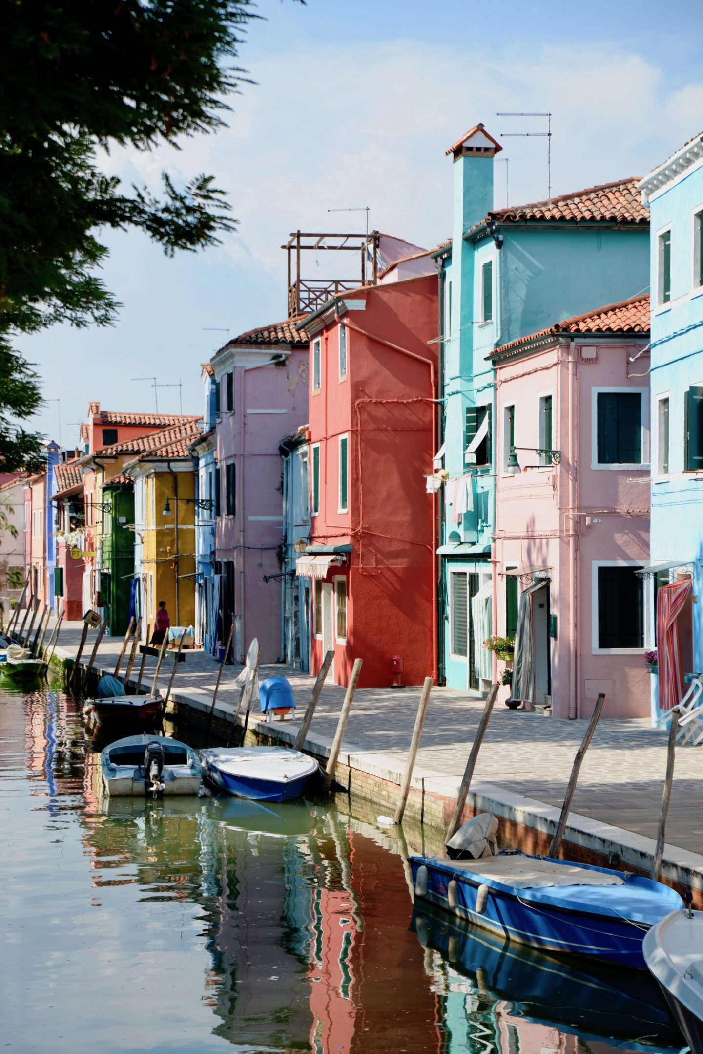 A day trip to Burano Venice