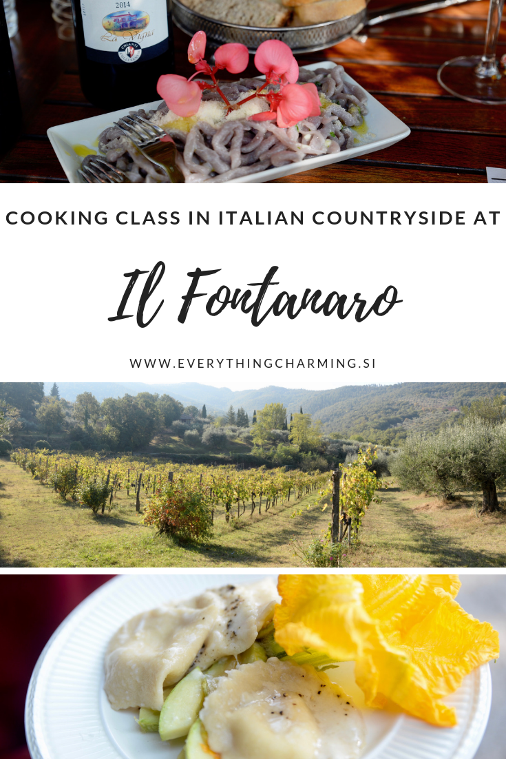 Fontanaro Cooking School Italy