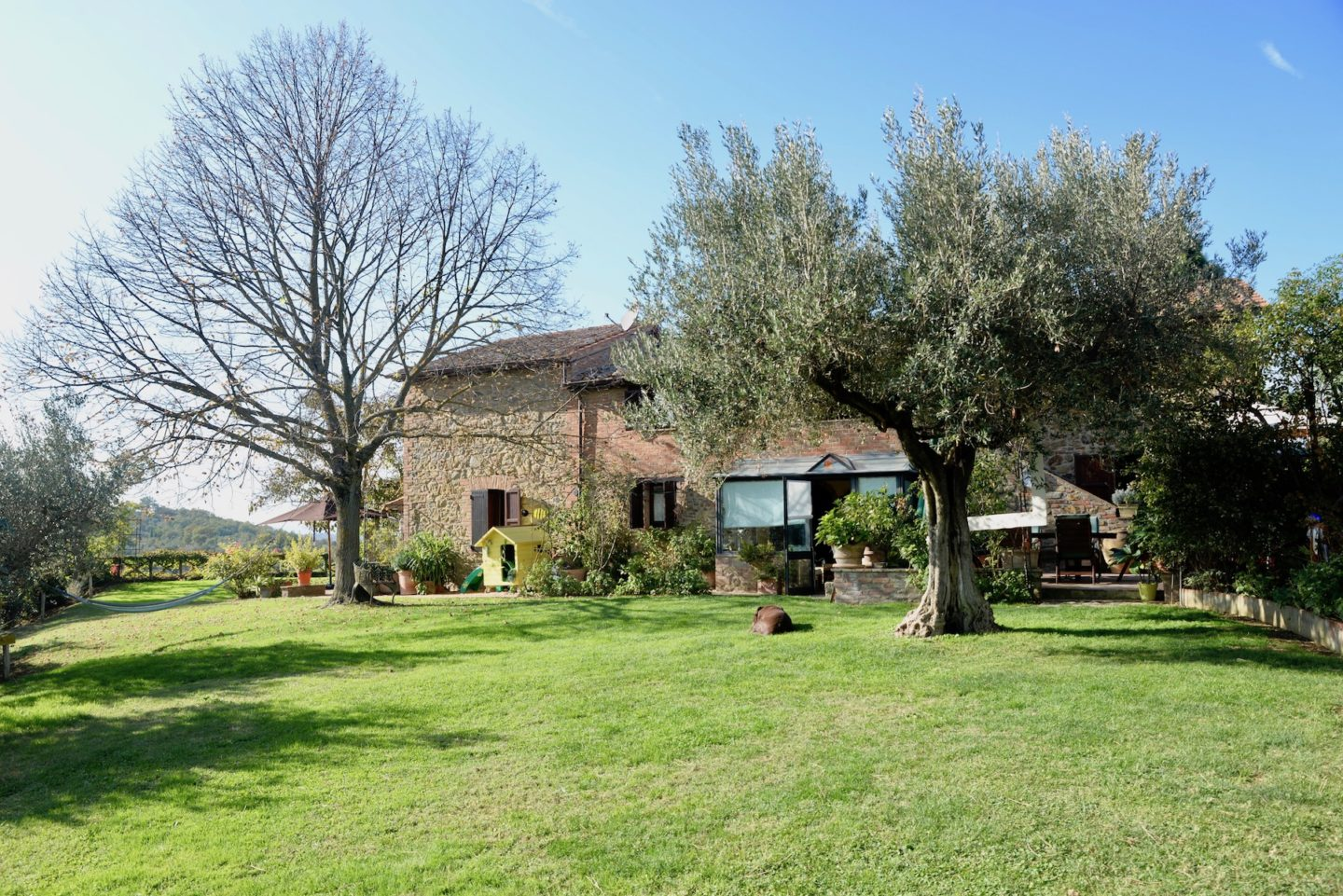 Fontanaro organic farm and villas