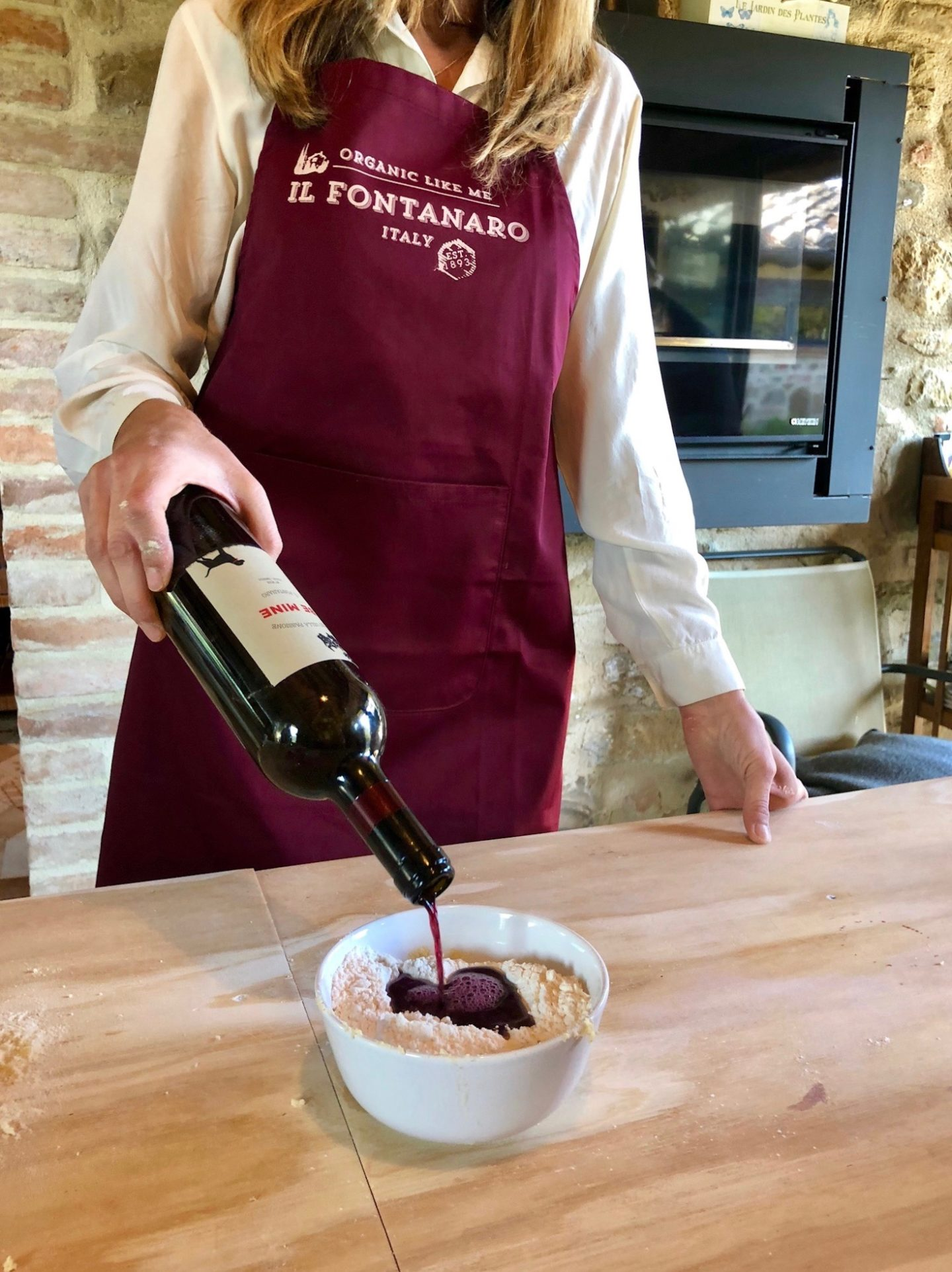 Fontanaro Cooking School Italy