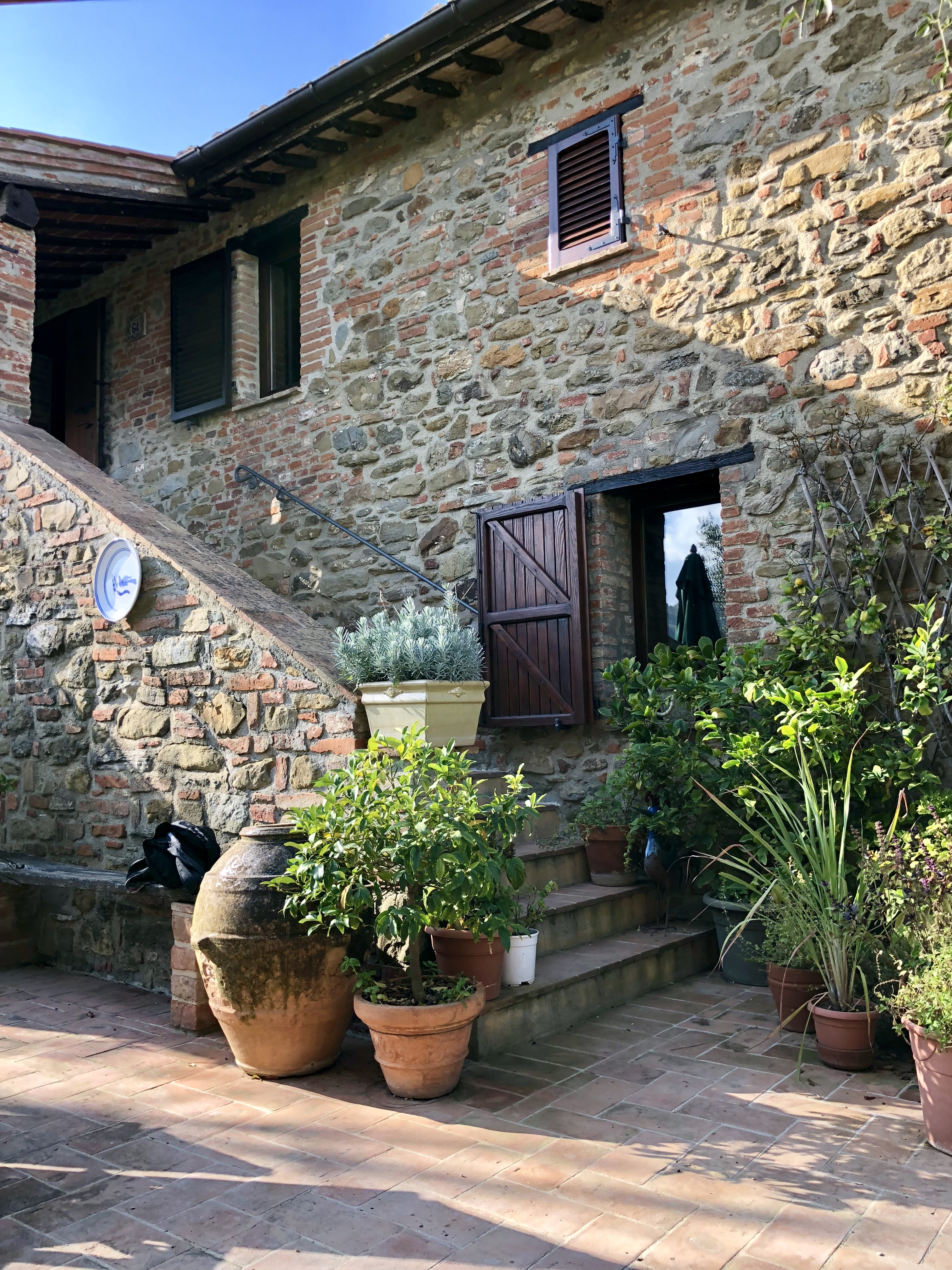Fontanaro organic farm and villas